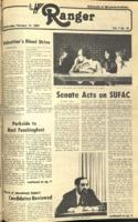 The Parkside Ranger, Volume 7, issue 20, February 14, 1979