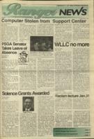 Ranger News, Volume 23, issue 16, January 26, 1995