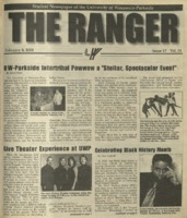The Ranger , Volume 31, issue 17, February 8, 2001