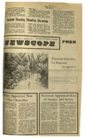 Parkside's Newscope, Volume 4, Issue 8, August 16, 1971