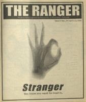 The Ranger , Volume 29, issue 5, April 13, 2000