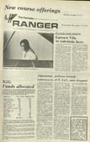 The Parkside Ranger, Volume 1, issue 12, December 13, 1972