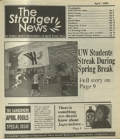 The Stranger News, April 1, 2004
