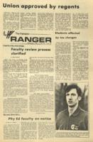The Parkside Ranger, Volume 2, issue 20, February 13, 1974
