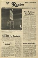 The Parkside Ranger, Volume 7, issue 11, November 15, 1978