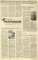 The Parkside Ranger, Volume 1, issue 24, April 4, 1973