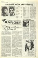 The Parkside Ranger, Volume 2, issue 13, November 28, 1973