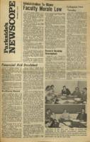 Parkside's Newscope, Volume 2, Issue 7, November 9, 1970