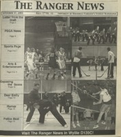 The Ranger News, Volume 34, issue 5, November 17, 2003