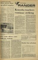 The Parkside Ranger, Volume 2, issue 2, September 12, 1973