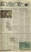 The Ranger News, Volume 36, issue 16, January 31, 2006