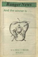 The Ranger News, Volume 22, issue 26, April 28, 1994
