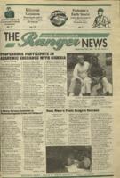 The Ranger News, Volume 22, issue 3, September 16, 1993
