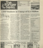 The Ranger News, Volume 35, issue 2, September 25, 2004