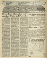 The Stranger, Volume 13, Issue 100, April 1, 1985