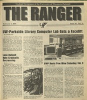 The Ranger , Volume 31, issue 16, February 1, 2001