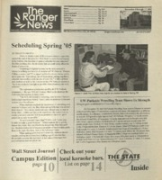 The Ranger News, Volume 35, issue 7, December 4, 2004
