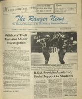 The Ranger News, Volume 25, issue 4, September 26, 1996