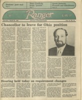 The Parkside Ranger, Volume 13, Issue 24, March 28, 1985