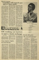 The Parkside Ranger, Volume 4, issue 6, October 8, 1975