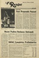 The Parkside Ranger, Volume 7, issue 13, November 29, 1978