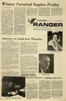 The Parkside Ranger, Volume 1, issue 17, February 14, 1973