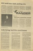 The Parkside Ranger, Volume 2, issue 17, January 23, 1974