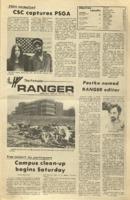 The Parkside Ranger, Volume 2, issue 29, April 24, 1974