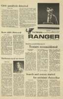 The Parkside Ranger, Volume 4, issue 24, March 17, 1976