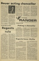 The Parkside Ranger, Volume 3, issue 14, November 6, 1974