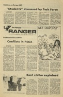The Parkside Ranger, Volume 3, issue 22, January 29, 1975