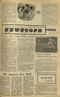 Parkside's Newscope, Volume 5, issue 10, November 8, 1971