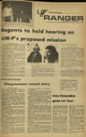 The Parkside Ranger, Volume 2, issue 9, October 31, 1973