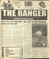The Ranger , Volume 27, issue 23, April 22, 1999