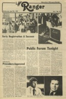 The Parkside Ranger, Volume 7, issue 29, April 25, 1979
