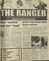 The Ranger , Volume 27, issue 17, February 25, 1999