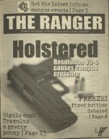 The Ranger , Volume 28, issue 2, September 30, 1999