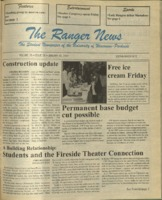 The Ranger News, Volume 25, issue 16, January 30, 1997