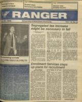 The Parkside Ranger, Volume 15, issue 8, October 23, 1986