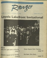 Ranger , Volume 24, issue 6, October 12, 1995