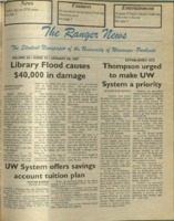 The Ranger News, Volume 25, issue 15, January 24, 1997
