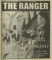 The Ranger , Volume 29, issue 3, March 9, 2000