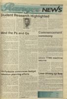 Ranger News, Volume 23, issue 27, April 20, 1995