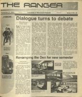 The Ranger , Volume 32, issue 4, September 27, 2001