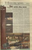 The Ranger News, Volume 39, issue 1, September 9, 2008