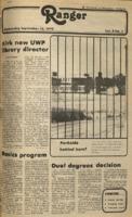 The Ranger, Volume 8, issue 2, September 12, 1979