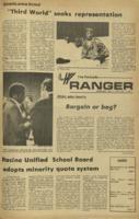 The Parkside Ranger, Volume 2, issue 7, October 17, 1973