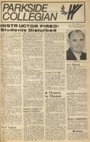 Parkside Collegian, Volume 1, issue 10, March 23, 1970