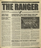 The Ranger , Volume 30, issue 11, November 30, 2000
