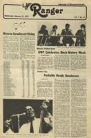 The Parkside Ranger, Volume 7, issue 21, February 21, 1979